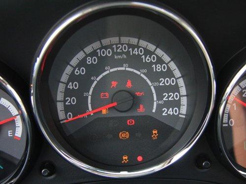suv不同,酷搏是同级车中极少数几款采用真正suv加强型底盘及高清图片