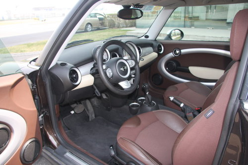 Mini MINI Cooper Clubman局部