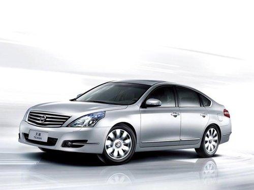 车型参数方面,新天籁车型有了一定的提升,其中天籁公爵系列高清图片