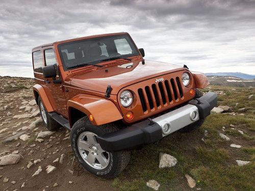 JEEP发布2011款牧马人 2012年或换装新引擎