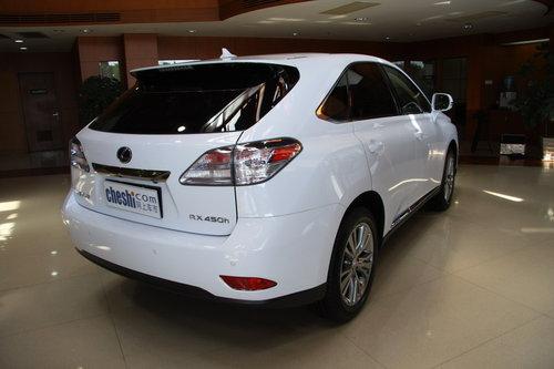 雷克萨斯(凌志) RX 2009款