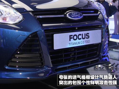 长安福特 福克斯-两厢 2011款