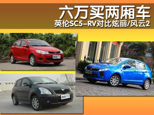 英伦汽车 SC5-RV