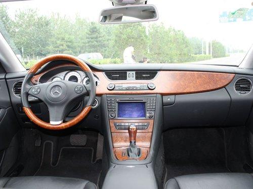 德阳德润奔驰2009款CLS350 优惠50万现金高清图片