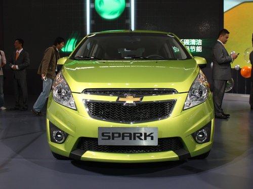 雪佛兰(进口) 斯帕克SPARK 2011款