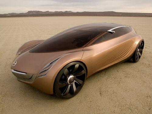 近年来马自达概念车一览 进口新车