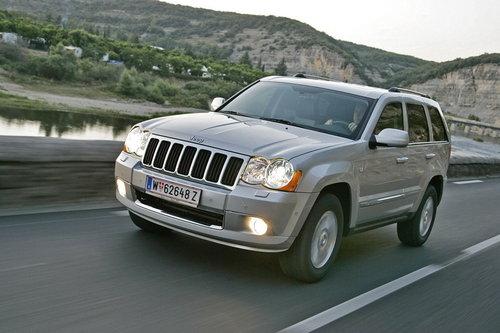 吉普Jeep 大切诺基 2007款