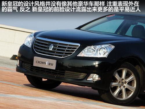 一汽丰田  皇冠 V6 3.0 AT