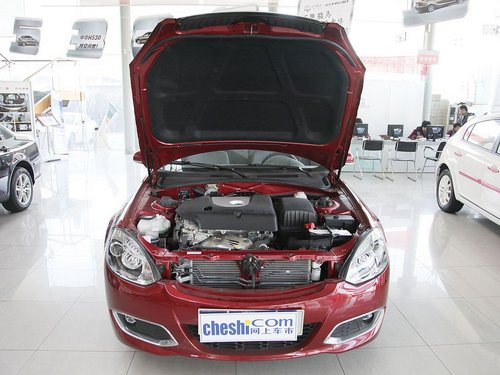 中华11款新骏捷1.6MT 疯狂叫停仅剩一辆高清图片