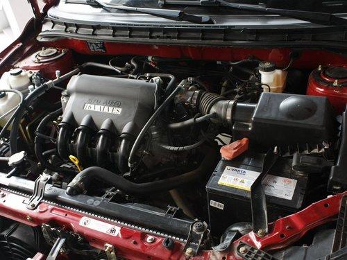 比亚迪  L3锋畅版 1.5 MT 发动机主体特写
