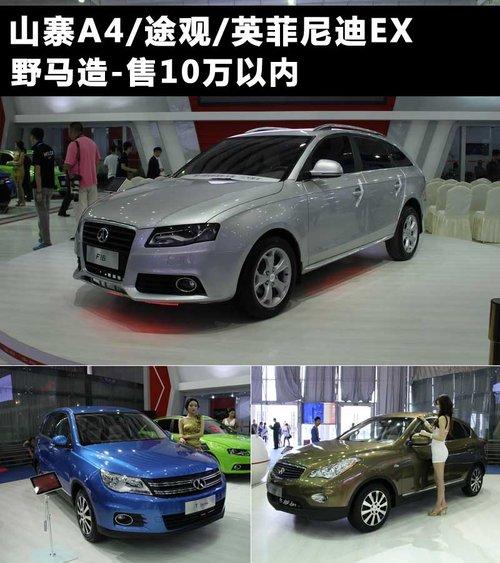 上海大众  途观 1.8TSI  AT