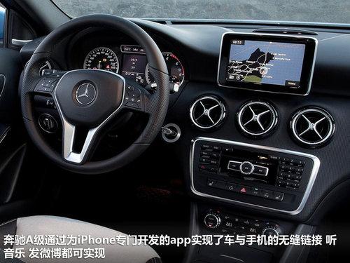 奔驰(进口)  A 220 CDI