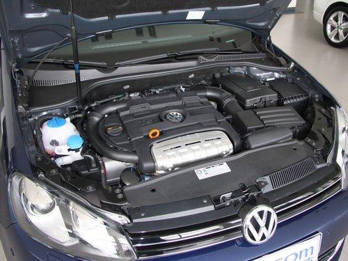 大众(进口)  旅行轿车 1.4TSI 发动机主体特写