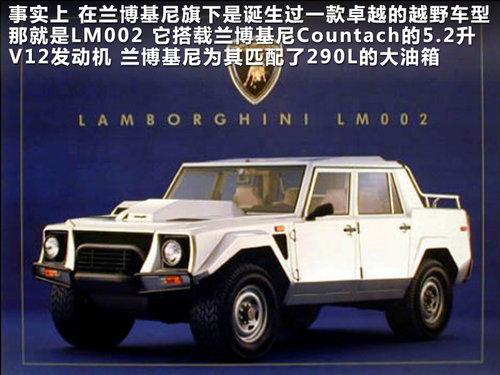 兰博基尼  LM00X