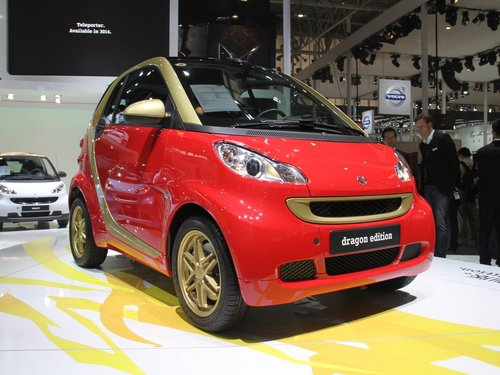 Smart  fortwo 1.0 AMT