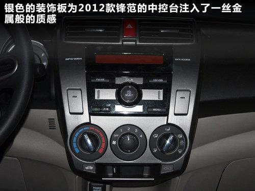 广汽本田  锋范 1.5 MT