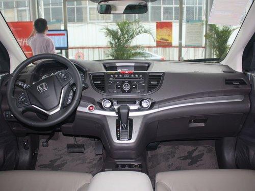 东风本田  CR-V 2.4 AT 中控台整体