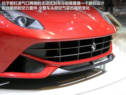 法拉利新旗舰超跑 F12 berlinetta实拍