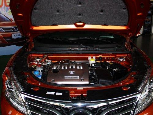 广汽  传祺GS5 2.0L AT 发动机局部特写