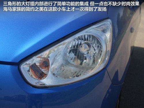 海马郑州  海马爱尚 1.0 MT