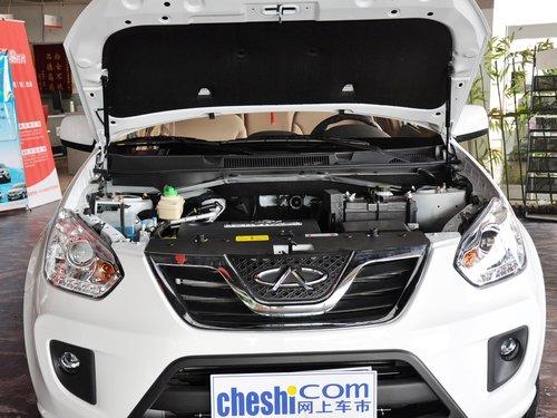 奇瑞汽车  精英版 1.6L 手动 发动机局部特写