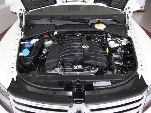 大众(进口)  辉腾 3.6 V6 FSI 发动机主体特写