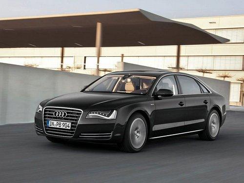 奥迪(进口)  奥迪A8L hybrid