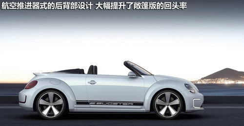 大众(进口)  E-Bugster电动概念车