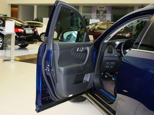 2013款英菲尼迪FX37 全系颜色齐优惠11万