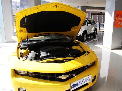 雪佛兰(进口)  3.6L 自动 车辆发动机舱整体