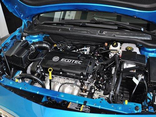 别克  XT 1.6L 自动 发动机主体特写