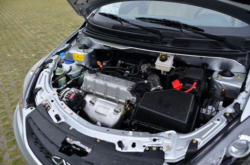 奇瑞汽车  掀背 1.5L 手动