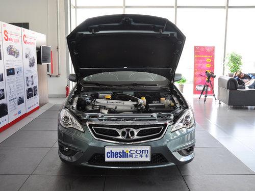 北京汽车(绅宝)  2.3T 自动 车辆发动机舱整体
