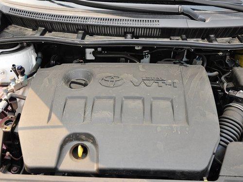 一汽丰田  1.6GL 手动 特装版