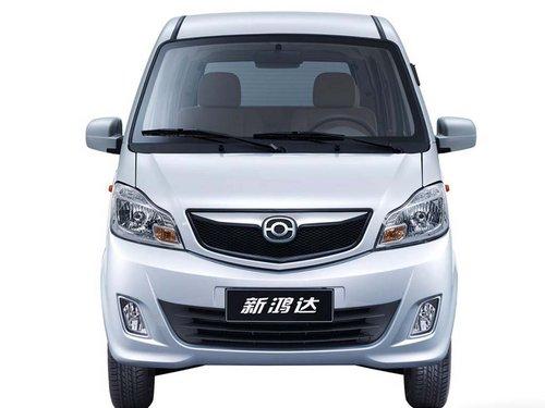 车型   海马福仕达新鸿达 新鸿达是海马郑州在福仕达鸿达高清图片