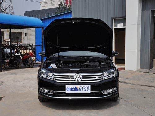 一汽-大众  3.0FSI DSG 车辆发动机舱整体