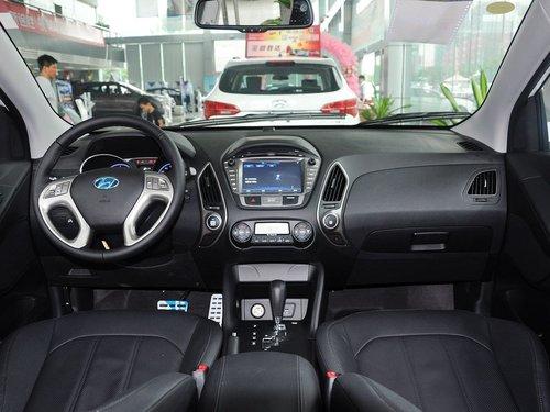 北京现代  改款 GLX 2.4L 自动 中控台整体