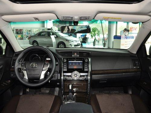 一汽丰田  2.5V 自动 中控台整体
