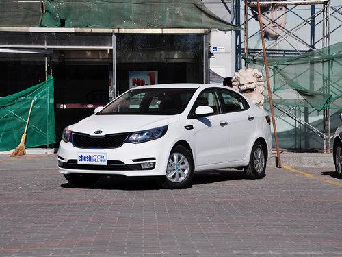 起亚k2北京销售 裸车价 钜惠全国高清图片