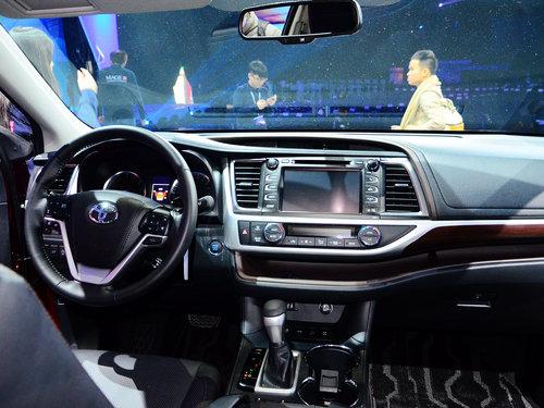 丰田汉兰达SUV现车在售 北京直降6万 -汉兰达