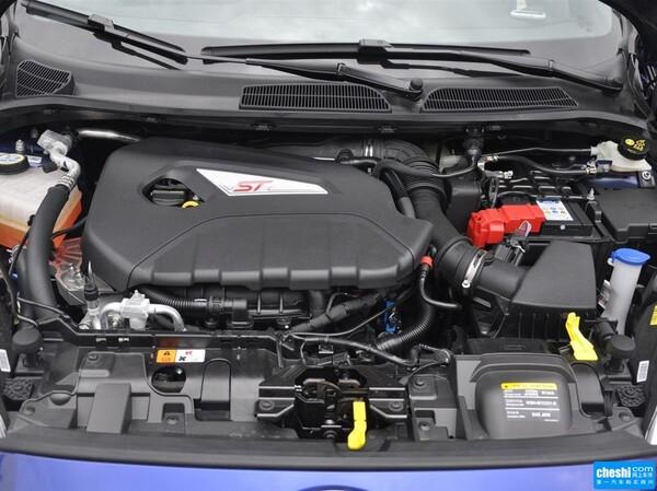 福特(进口)  1.6T 手动 发动机标识