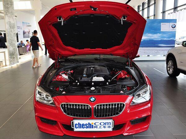 宝马(进口)  改款 640i 车辆发动机舱整体