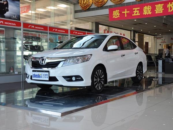 广汽本田  1.8L 自动 车辆左前45度视角