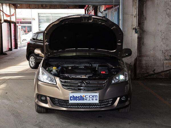 奇瑞汽车  1.5 手动 发动机舱