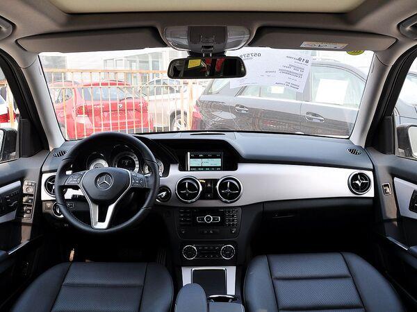 北京奔驰  GLK300 3.0L 自动 中控台整体
