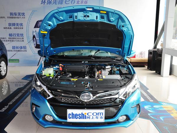 比亚迪  1.5T DCT 车辆发动机舱整体