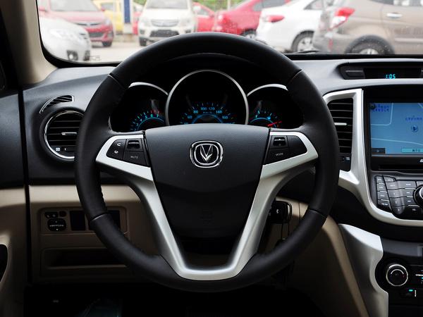 长安乘用车  1.6L 自动 方向盘整体