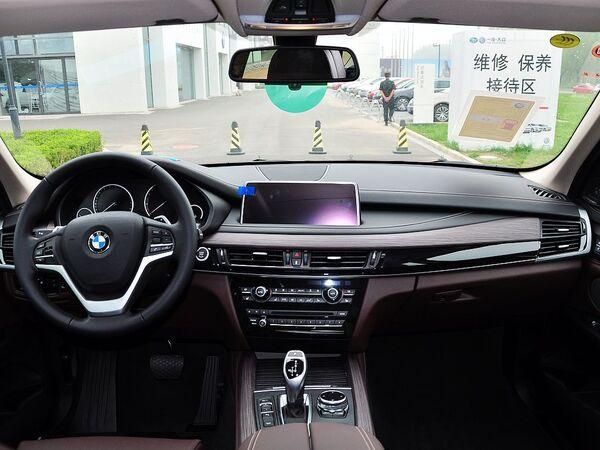 宝马(进口)  xDrive35i 3.0T 自动 中控台整体