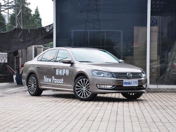 上海大众  3.0L V6 DSG 车辆右侧45度角