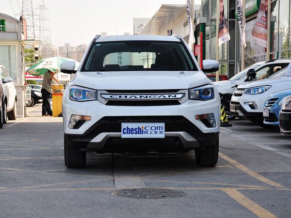 长安乘用车  1.8T 自动 车头正面视角
